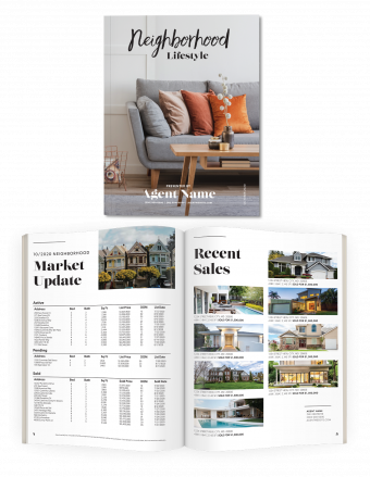 real estate magazine for clients