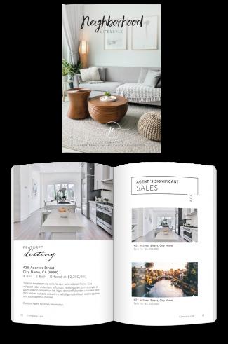 digest size real estate magazine